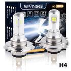 Bevinsee For SkiDoo MXZ 800 Adrenaline Renegade 2000-2007 LED Headlight Bulb Kit