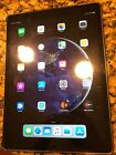 Apple iPad Pro 1st Gen. 256GB, Wi-Fi + Cellular (Unlocked), 12.9in - Space Gray