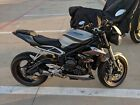 2018 Triumph Street Triple  2018 Triumph Street Triple RS RS RS RS
