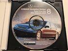 Mercedes Benz Comand Navigation System DVD #8 Part # Q6 46 0116 Mid Atlantic