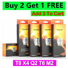 5X SMOK0 TFV8 Baby Coil Head Cloud Beast Replacement for V8 Baby T8 X4 Q2 T6 M2