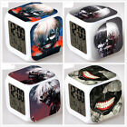 Japanese Anime Tokyo Ghoul Seven Color Change Glowing Digital Alarm Clock