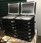 Lot Of (14)Panasonic Toughbook CF-18 CF-18KHHZBBM Pentium M 1.2GHz  1536 MB