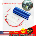 10g/H air-cooling Ozone generator accessory parts power supply + Quartz tube US