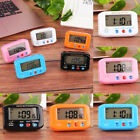 Mini Digital Backlight LED Display Table Alarm Clock Snooze Calendar