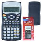 Sharp EL-509WS-BK Scientific & Statistics Calculation EL509WS Black