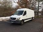 2014 Mercedes-Benz Sprinter Sprinter 2500 Cargo Vans EXT 2014 Mercedes-BenzSprinter Cargo Van Extended 123,100 Miles White