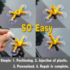Windscreen Windshield Repair Tool Set DIY Car Kit Wind Glass Chip Crack ED