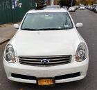 2005 Infiniti G35 X Infiniti G35X AWD Sunroof Heated Leather Keyless Entry Low Miles NO RESERVE!