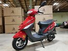50cc Scooter Moped Brand New 49cc Engine Size Street Legal Automatic