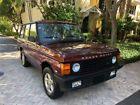 1994 Land Rover Range Rover SWB County Range Rover Classic SWB