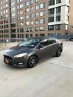 2015 Ford Focus SE Sport 2015 Ford Focus SE Sport - Metallic Gray w/ Heated Seats