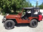 1952 Willys M38  1952 Willy's M38 Jeep