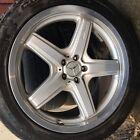 "Mercedes GL550 21"" rims and tires"