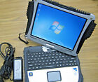 Panasonic Toughbook CF-19 MK6 DUAL TOUCH GPS i5 2.6 128 SSD WEB CAM GOBI RUBBER
