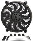 "RV 14"" Hi Output 2 Speed Electric Fan CFM high/low 2100/1500 18214 RAD FAN USA"