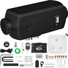 et 5KW 24V Diesel Air Heater LCD +Tank +Remote control +Muffler For Truck at