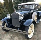 1930 Ford Model A  1930 Model A Ford Deluxe Roadster