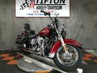 2005 Softail HERITAGE CLASSIC Harley-Davidson Softail 064 LAVA RED W/PINSTRIPE with 33,120 Miles, for sale!