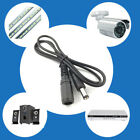 1M DC 5.5mm x 2.1mm Power Male to Female Barrel Plug Connector Extension Cable
