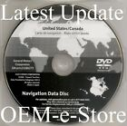 Cadillac GPS Navigation DVD Map 9.0c Update for ONLY 2007 2008 2009 Cadillac SRX