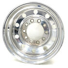 "22.5 x 8.25 Alcoa Classic Dual Wheel Polished Rear 10-11.25"" Bolt Circle 883112"