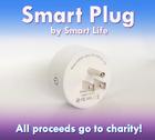 Amazon Alexa & Google Home Smart Plug - WiFi - White  - FREE Shipping!