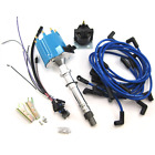 United Ignition Wire GMESTV8 GM V8 EST Electronic Distributor Kit Replaces 18-55