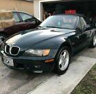 1996 BMW Z3  Beautiful 1996 BMW Z3 Roadster