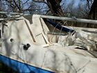 SAILBOAT 15 FEET 6 INCHES WITH TRAILER