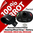 Parrot Remote Control Pad +Steering Wheel Strap +Battery MKi9000 MKi9100 MKi9200