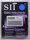 SII Seiko Instruments Personal Organizer