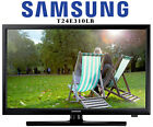 "Samsung T24E310LB 24"" LED HDTV 720P DOLBY SOUND, 2-HDMI, COMPONENT, USB, PIP"