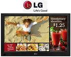 """LG 37LT560E 37"""" COMMERCIAL/PRO TV DIGITAL SIGNAGE EzSign Software 3-HDMI VGA USB"""