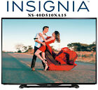 "INSIGNIA NS-40D510NA15 40"" LED HDTV 1080p HDMI(X2) VGA(PC-IN) COMPONENT USB NEW"