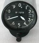 Vintage Russian Aircraft Altimeter Indicator