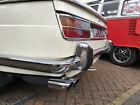 BMW 1800-2000 New Class-Neue Klasse, original two part Abarth exhaust system