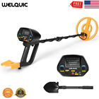Waterproof Metal Detector Pinpointer Deep Sensitive Search Gold Light Hunter US