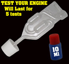 Motorcycle & car combustion leak quick tester Block,Gasket Cylinder Head,Ø48/51