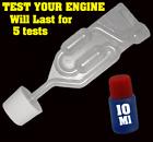 Car combustion leak tester Block, Cylinder Head, Gasket for Diesel Petrol Ø40/43