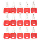 Heavy Equipment Ignition Keys for Hitachi H800 Red Excavator Key Switch PartPLCA
