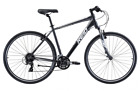 Reid City 2 (Charcoal/White) 57cm X-Large 700c Mens Commuter Bicycle