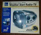 **NEW** Weather Channel Storm Tracker Vector Weather Alert Radio TV VEC130B