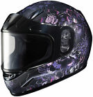 HJC 1119-3338-54 CL-Y Vela Snow Helmet SML Matte Black