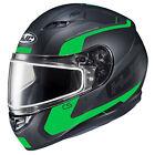 HJC 151-743 CS-R3 Dosta Snow Helmet Md Semi Flat Green
