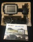 "Cobra NAV ONE GPSM 2100 Portable Mobile Navigation System w/ 3.5"" Screen"