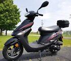 50cc Scooter Moped Motorcycle - Revolution Motor Bike Mini Bike Street Legal