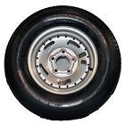 "ST 175/80R13 Radial Trailer Tire 13"" Silver Dir Wheel"