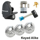 Master Lock - 6 Trailer Locks Keyed Alike  6KA-37940-37