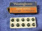 LIGHT BULBS Westinghouse Lamps # 82 (10) Full Box Bayonet Base Clear Lens